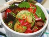 Ratatouille s bylinkami recept