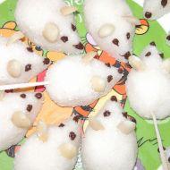 Bílé myšky recept