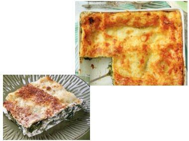 Lasagne s bešamelem