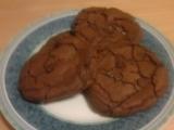 Čokoládové sušenky se zázvorem recept