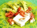 Rybí filé na rajčatech s bazalkou recept