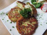 Květákovo-bramborové placičky recept