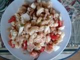 Těstoviny s tuňákem recept