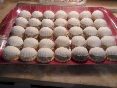 kokosové mušličky mňam