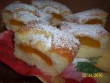 Hrníčkové meruňkové řezy recept
