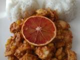 Indiánské kuře recept