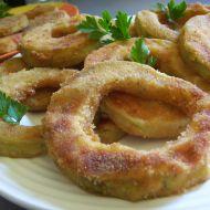 Smažená cuketa s bylinkami recept
