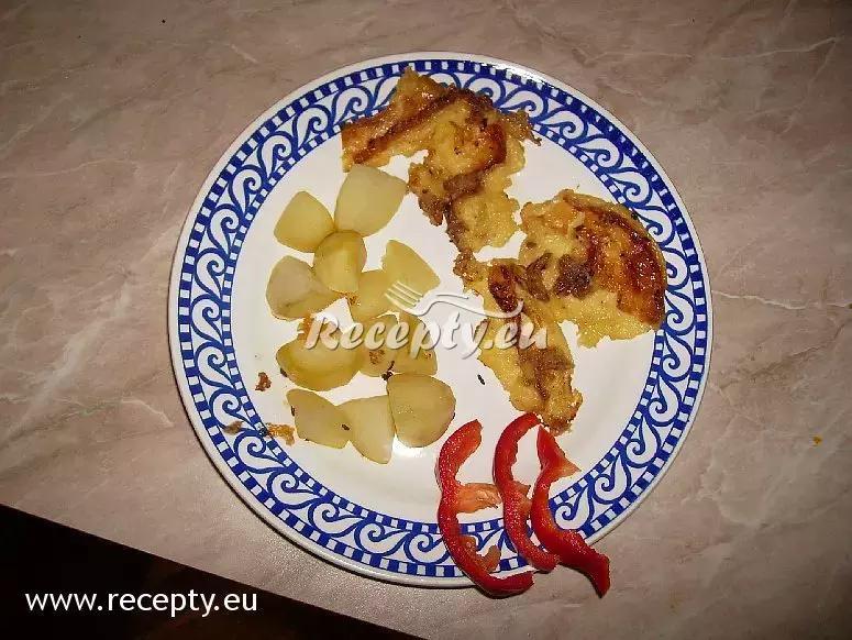Pangasisus v jogurtovém těstíčku recept  ryby