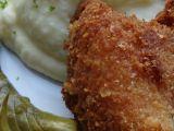 Smažené česnekovo-máslové kuře recept