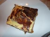 Moje karamelové řezy recept
