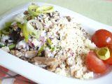 Rizoto z pohanky a rýže recept