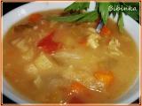 Mnohazeleninová zdravá polévečka prostá koření recept ...