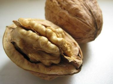 Ořechovky s krémem