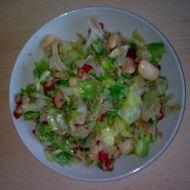 Velký tuna salát recept