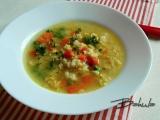 Žmolenková polévka se zeleninou recept
