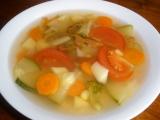 Zeleninový hrnec (dietní polévka) recept