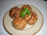 Zeleninové muffinky recept