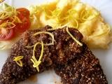 Smažená sezamová slezinka recept