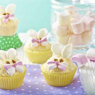 Ušatý cupcake recept