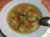 Kuřecí polévka s bramborami recept