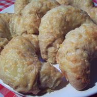 Sýrové rohlíky recept