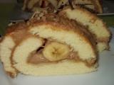 Banánový moučník s chutí karamelek a kávy recept