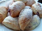 Šátečky z listového těsta plněné marmeládou recept