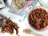 Domácí kokosová granola recept