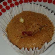 Muffiny v mikrovlnce recept