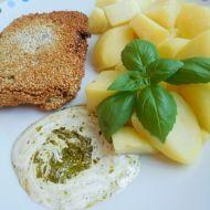 Robi řízek v sezamové krustě recept