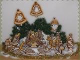 Vánoční perníkové dárečky recept