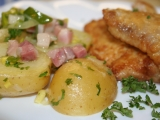 Marinované nové brambory recept