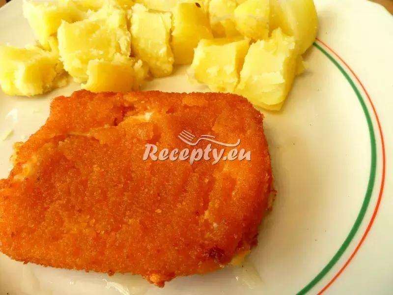 Smažený sýr s bramborami recept  sýrové pokrmy