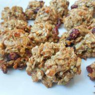 Zdravé sezamové ovesky recept