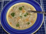 Rychlá vločková polévka recept