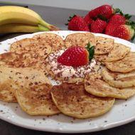 Banánové placky recept