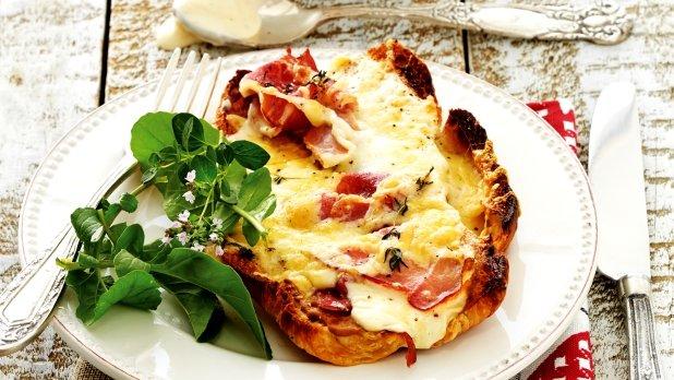 Luxusní zapečené croissanty