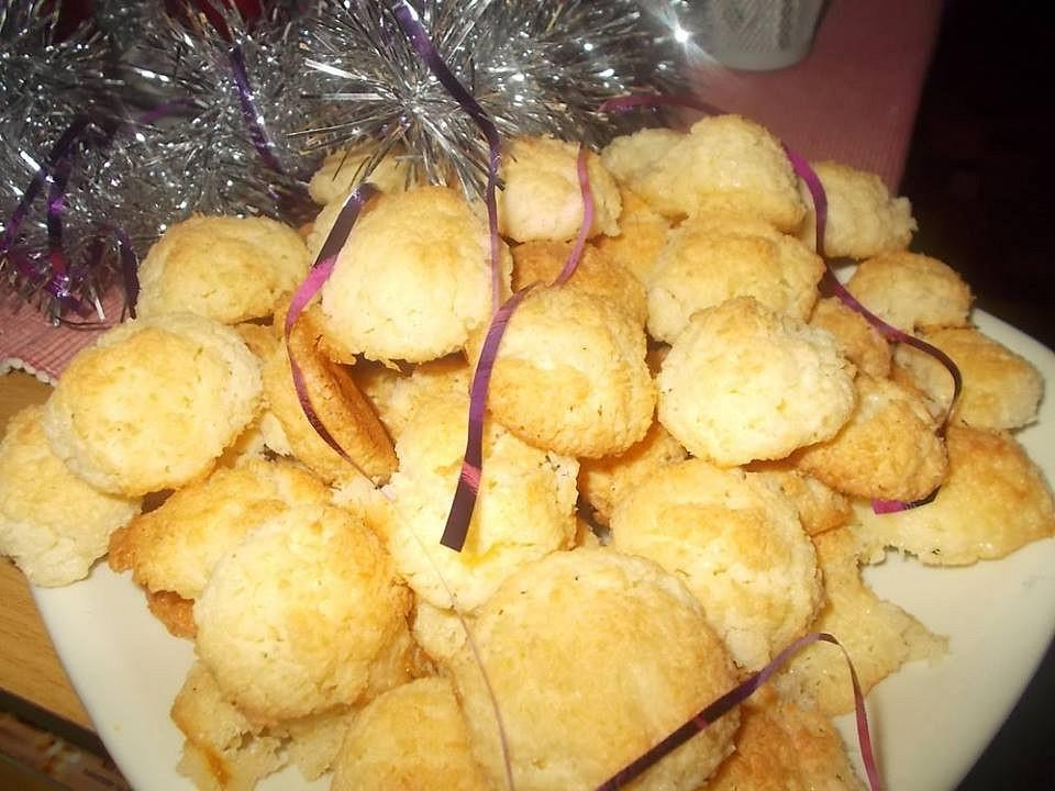 Kokosky  rychlé a bez šlehání recept