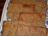 Knäckebrod  jemný křupavý chléb recept
