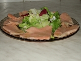 Carpaccio z lososa recept