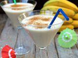 Kokosovo banánový koktejl recept