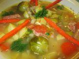 Kapustičková polévka recept