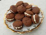 Sušenky Baileys s krémovou náplní recept