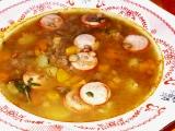Čočková polévka od maminky recept