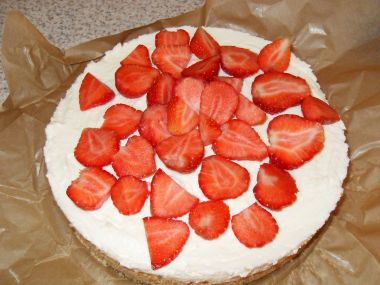 Cheesecake dle Dity