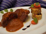 Dušená telecí líčka se zeleninovým pyré (v pomalém hrnci) recept ...