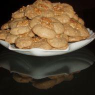 Ořechové trojlístky recept