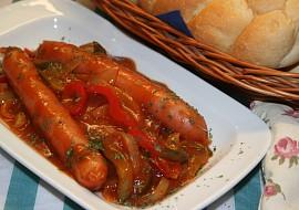 Cikánské párky podle oujezdské babičky recept