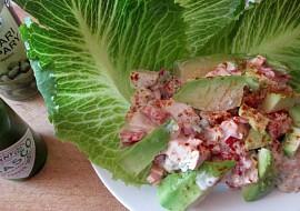 Guadeloupský kuřecí salát recept