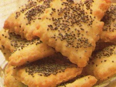 Sýrové pečivo  dia 3,8 S